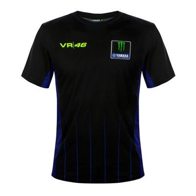 T-shirt Yamaha Black