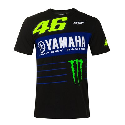 Yamaha Power Line VR46 t-shirt
