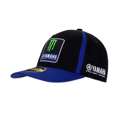 Casquette réplica Monster Energy Yamaha team 2021