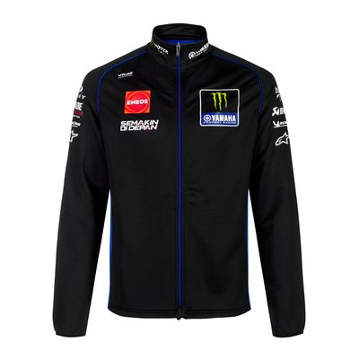 Sweat réplica Monster Energy Yamaha  Team 2021
