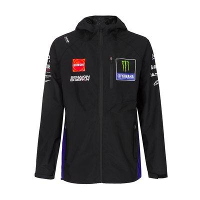 Giacca a vento replica Monster Energy Yamaha team 2021