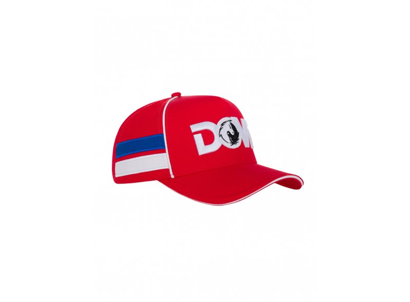 Dovizioso 04 cap - Red
