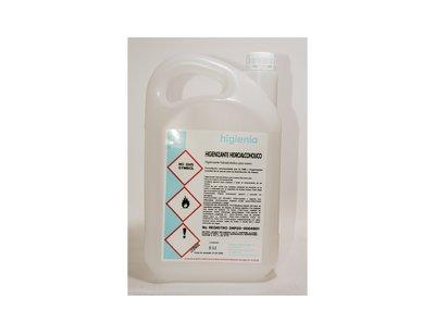Hidroalcohol higienizant 5L - Pack 120 u. - 24.89€/u (sense IVA)