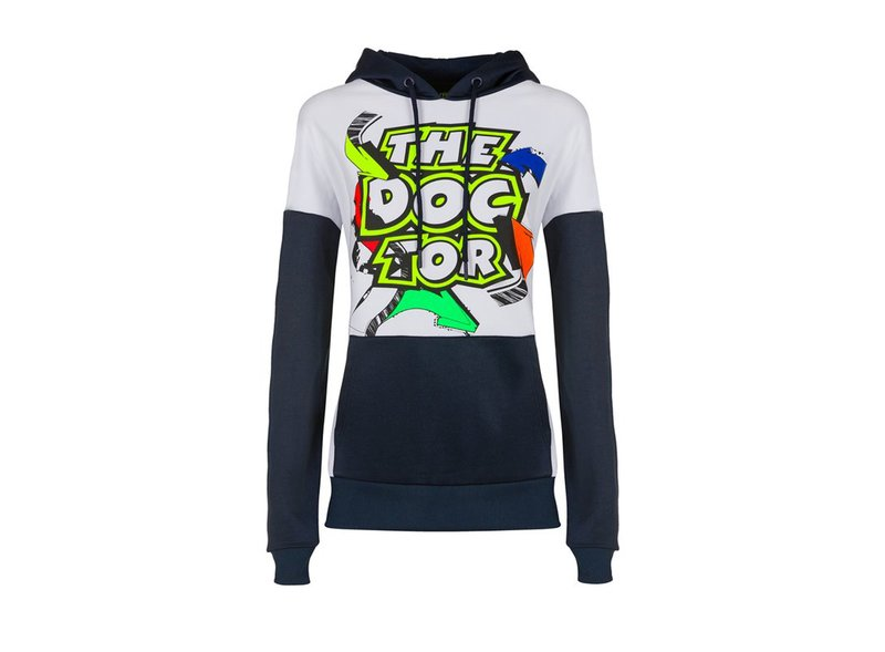 Felpa da donna The Doctor VR46 - White