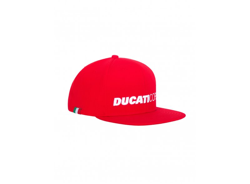 Ducati Corse flat cap