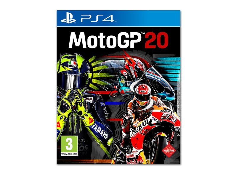 PS4 MotoGP™ 2020 - Black