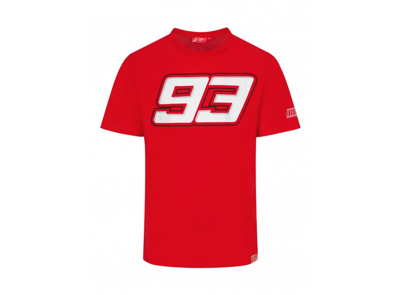 Marquez 93 T-shirt - Red