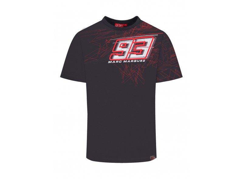 Marc Marquez 93 graphic T-shirt