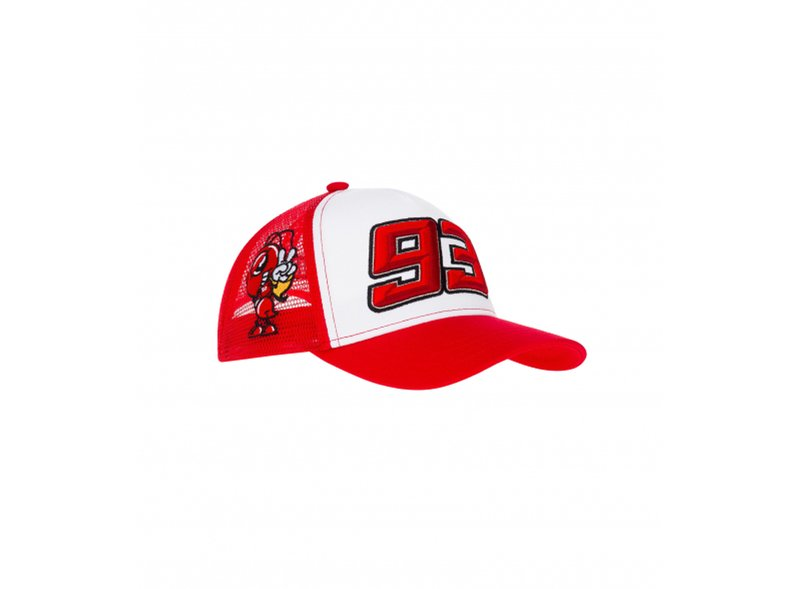 Marc Marquez Cap Kid - Red