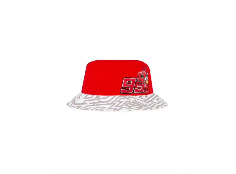 Cap Fisherman hat Kids - Red