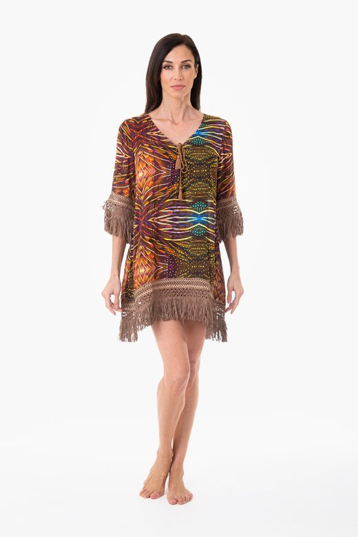 KAFTAN FRINGES ROPE