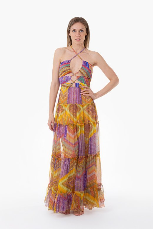 LUREX SILK DRESS LUREX CROSSINGS