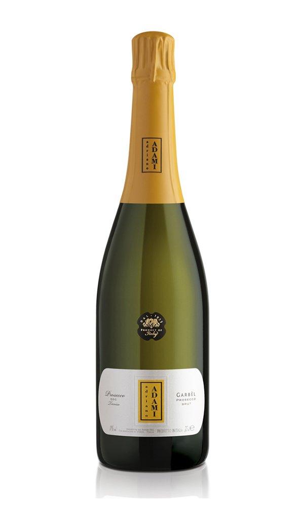 Libiamo - Prosecco DOC Treviso Garbel by Adami (Italian Sparkling Wine) - Libiamo