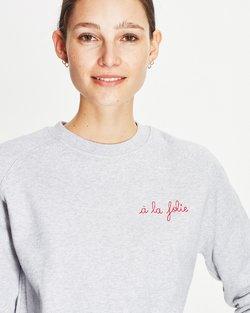 Á La Folie Sweatshirt