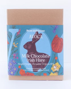 Bean & Goose for Avoca Milk Chocolate Irish Hare