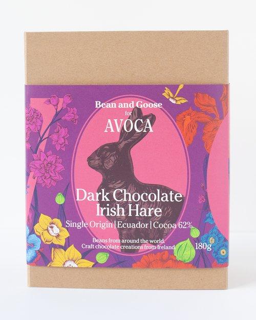 Bean & Goose for Avoca Dark Chocolate Irish Hare