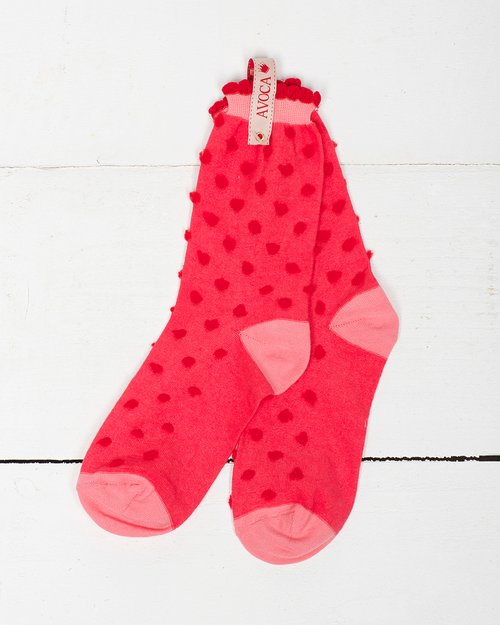 Pom Pom Ankle Sock