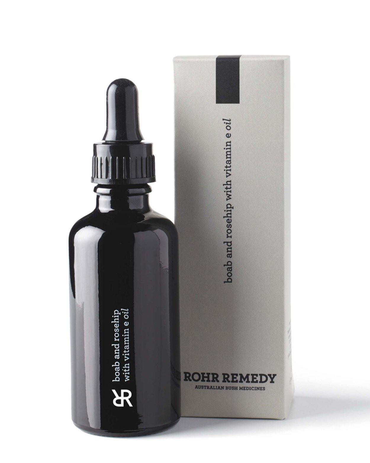 Boab & Rosehip Vitamin E Oil