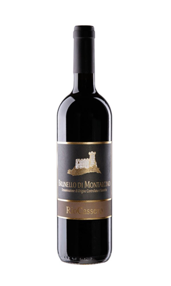 """Libiamo - Brunello di Montalcino DOCG """"Rio Cassero"""" by Caparzo (Italian Red Wine) - Libiamo"""