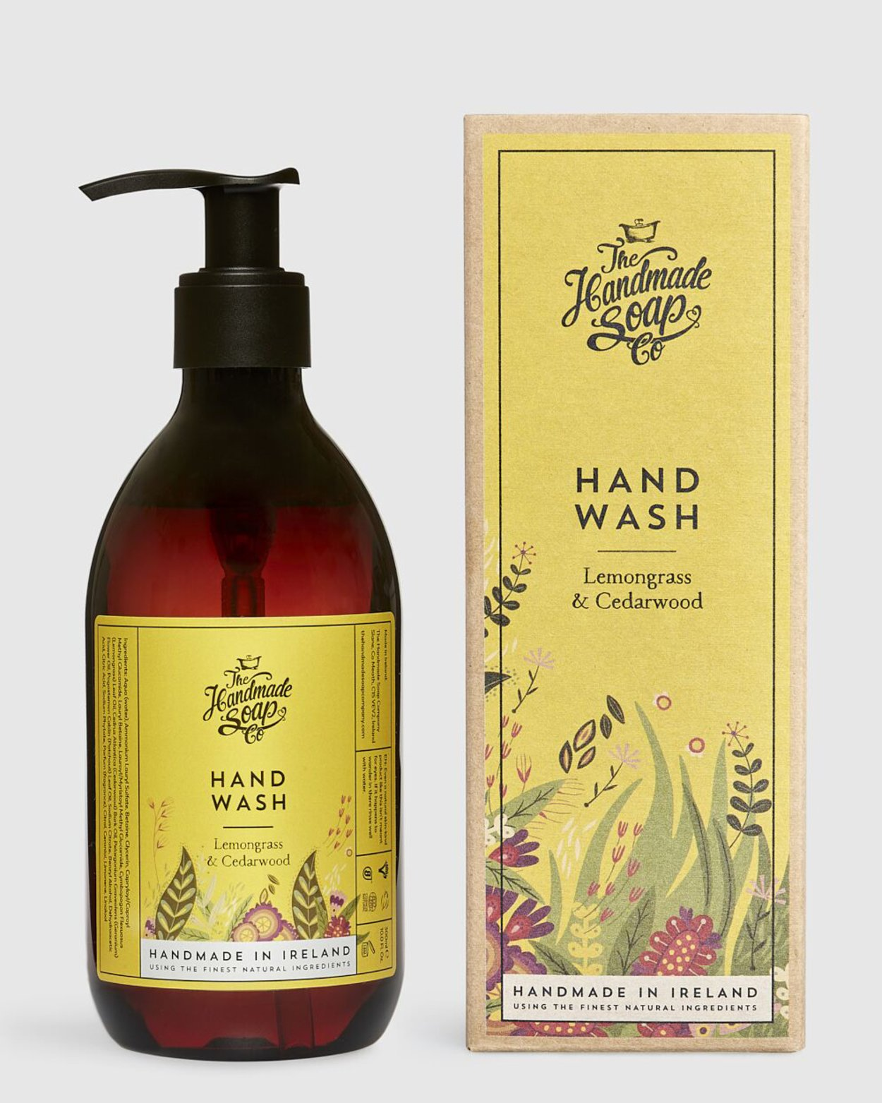 Lemongrass & Cedarwood Hand Wash