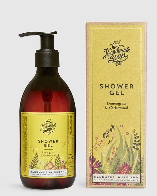 Lemongrass & Cedarwood Shower Gel