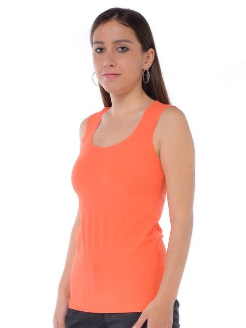 CANOTTA DONNA - Arancio