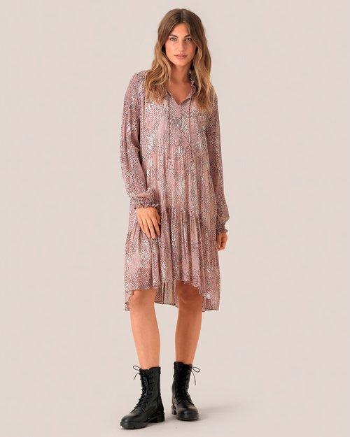 Crayon Short Dress