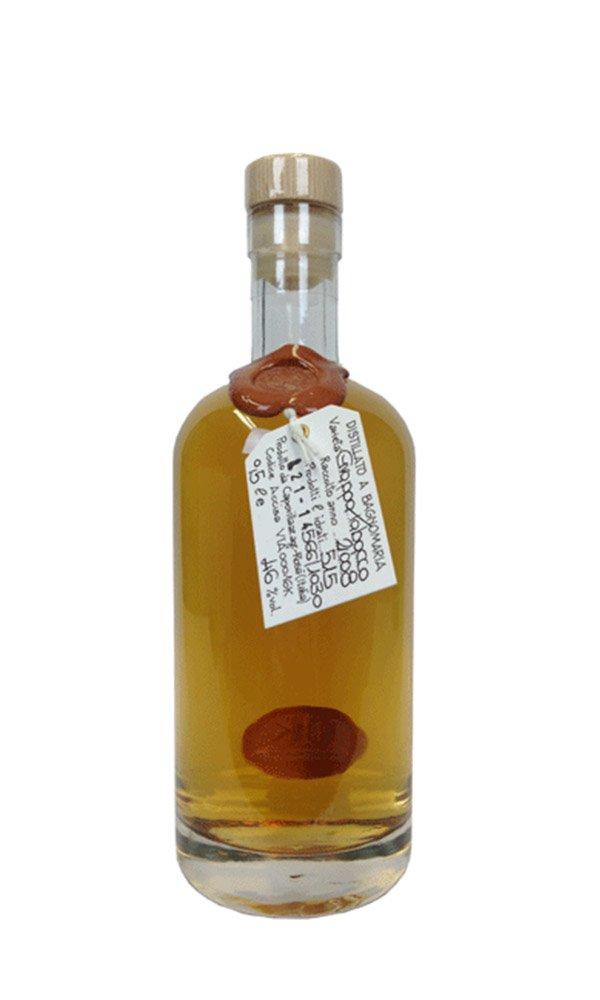 Libiamo - Grappa Tabacco Amarone by Capovilla Distillati (Italian Grappa - 500 ml) - Libiamo