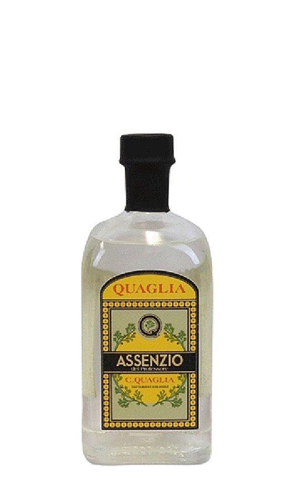 Libiamo - Liquore di Assenzio Bianco by Antica Distilleria Quaglia (Italian Liqueur) - Libiamo