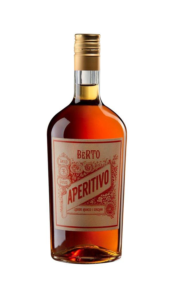 Libiamo - Aperitivo Berto by Antica Distilleria Quaglia (Italian Liqueur) - Libiamo