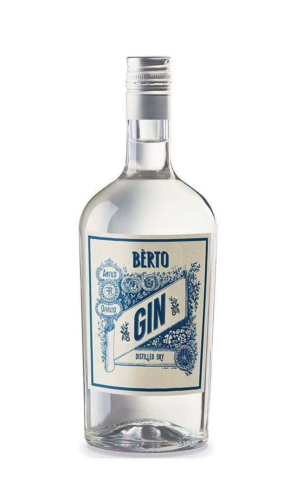 Libiamo - Gin Berto by Antica Distilleria Quaglia (Italian Gin) - Libiamo