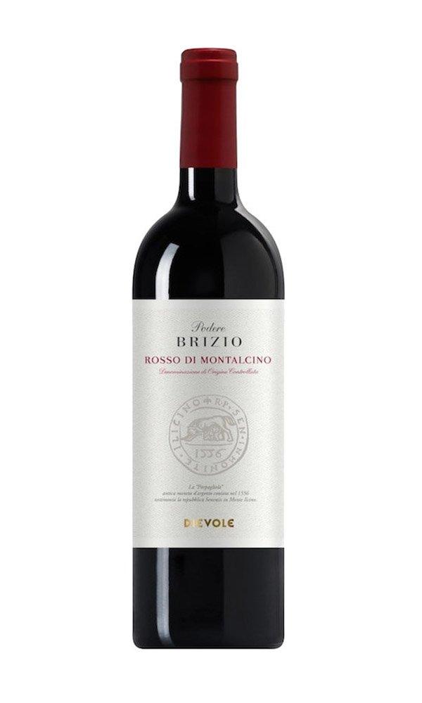 Libiamo - Rosso di Montalcino Podere Brizio by Dievole (Italian Red Wine) - Libiamo