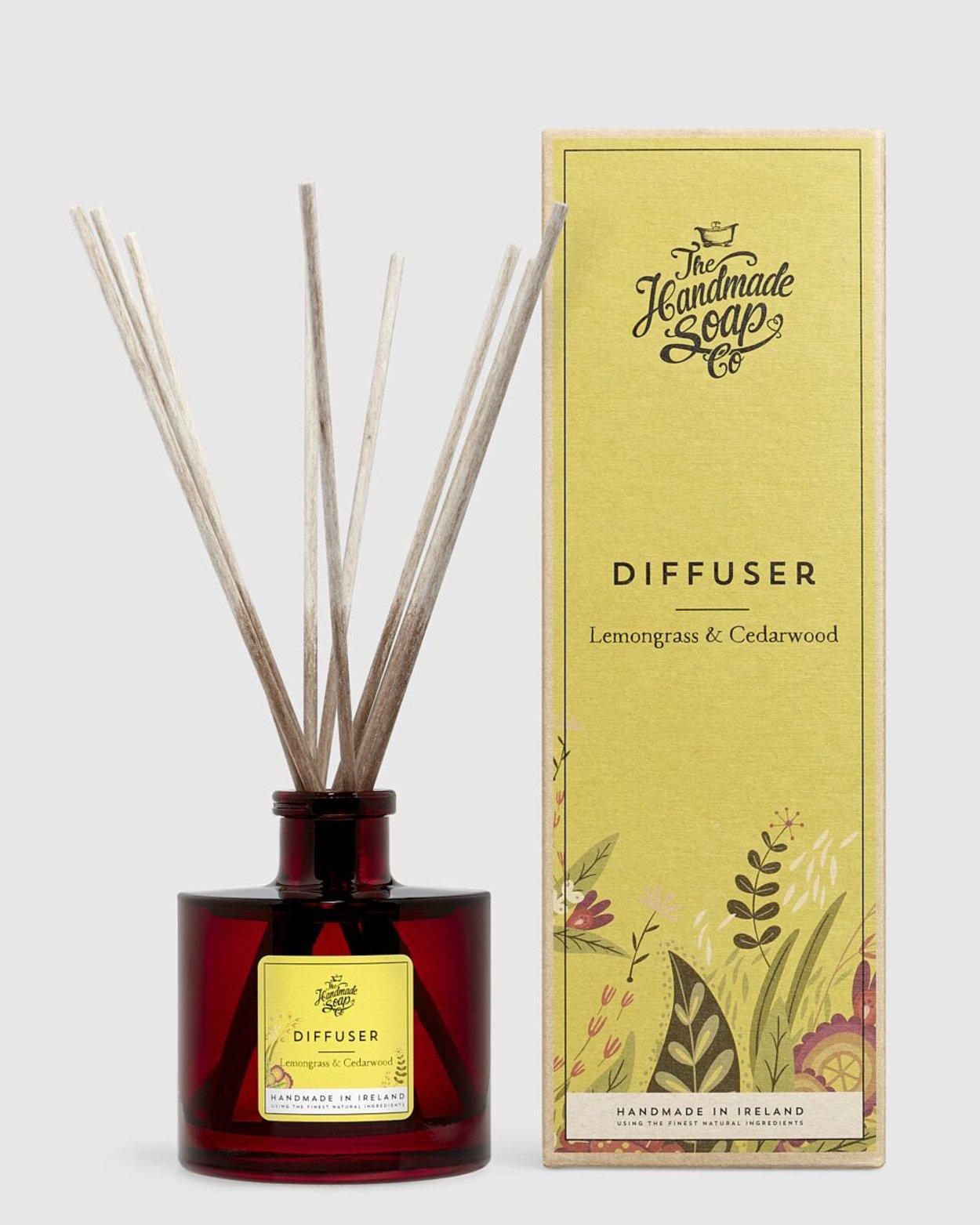 Lemongrass & Cedarwood Diffuser