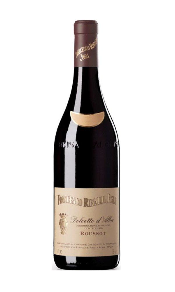 Libiamo - Dolcetto D'Alba Roussot by Francesco Rinaldi (Case of 3 - Italian Red Wine) - Libiamo