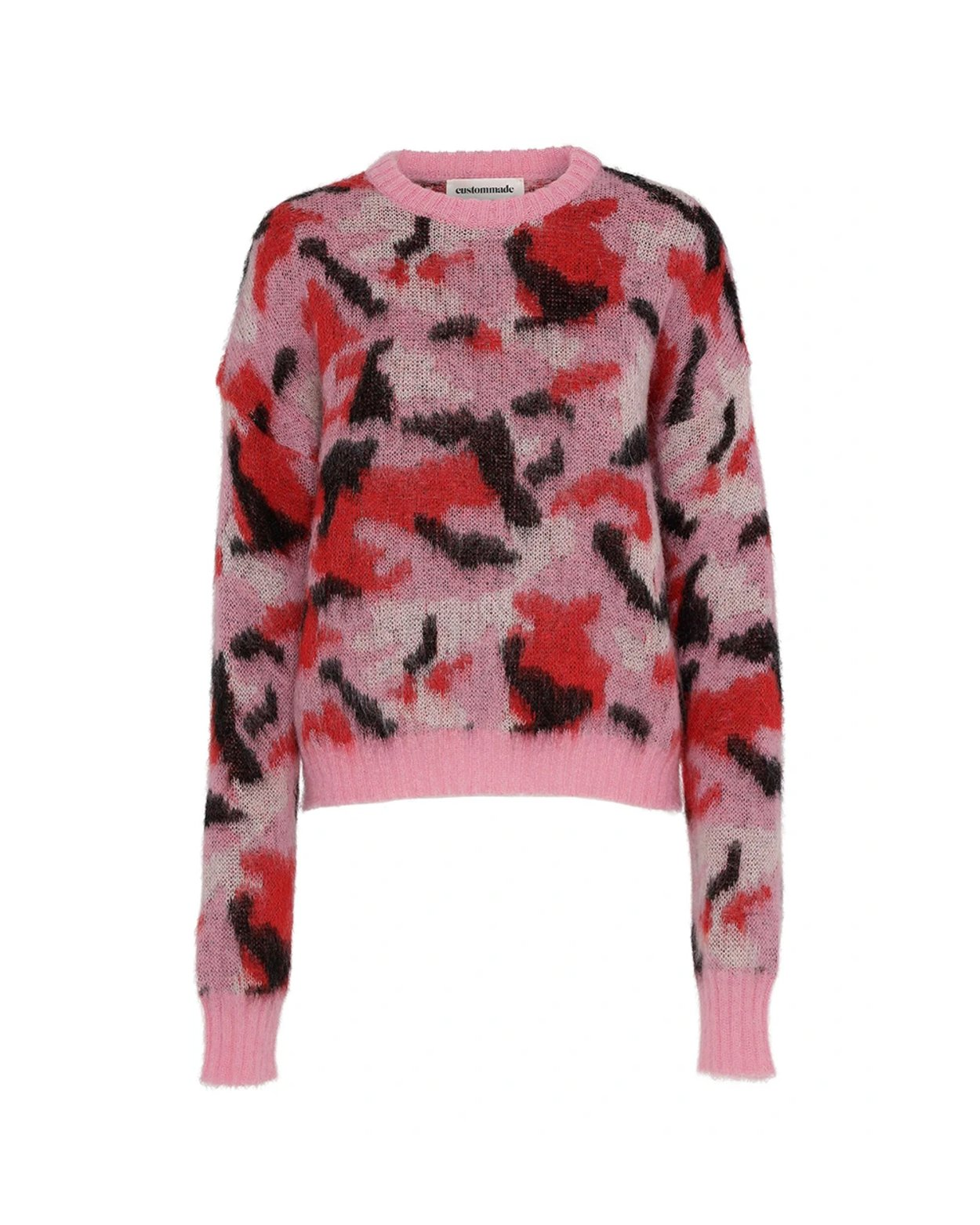 Gina Camouflage Pullover