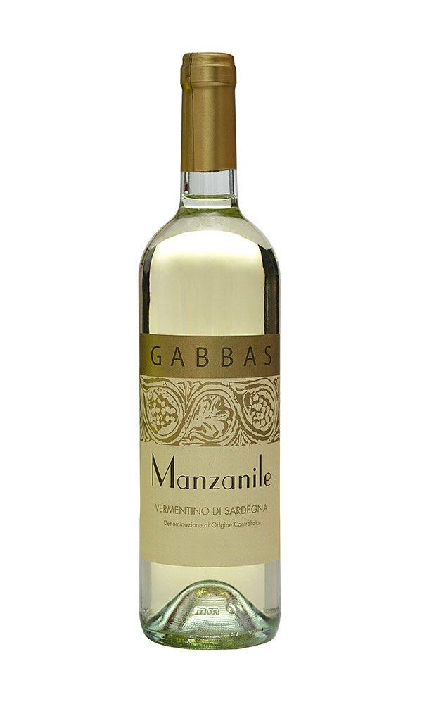 Libiamo - Vermentino di Sardegna Manzanile by Gabbas (Case of 3 - Italian White Wine) - Libiamo