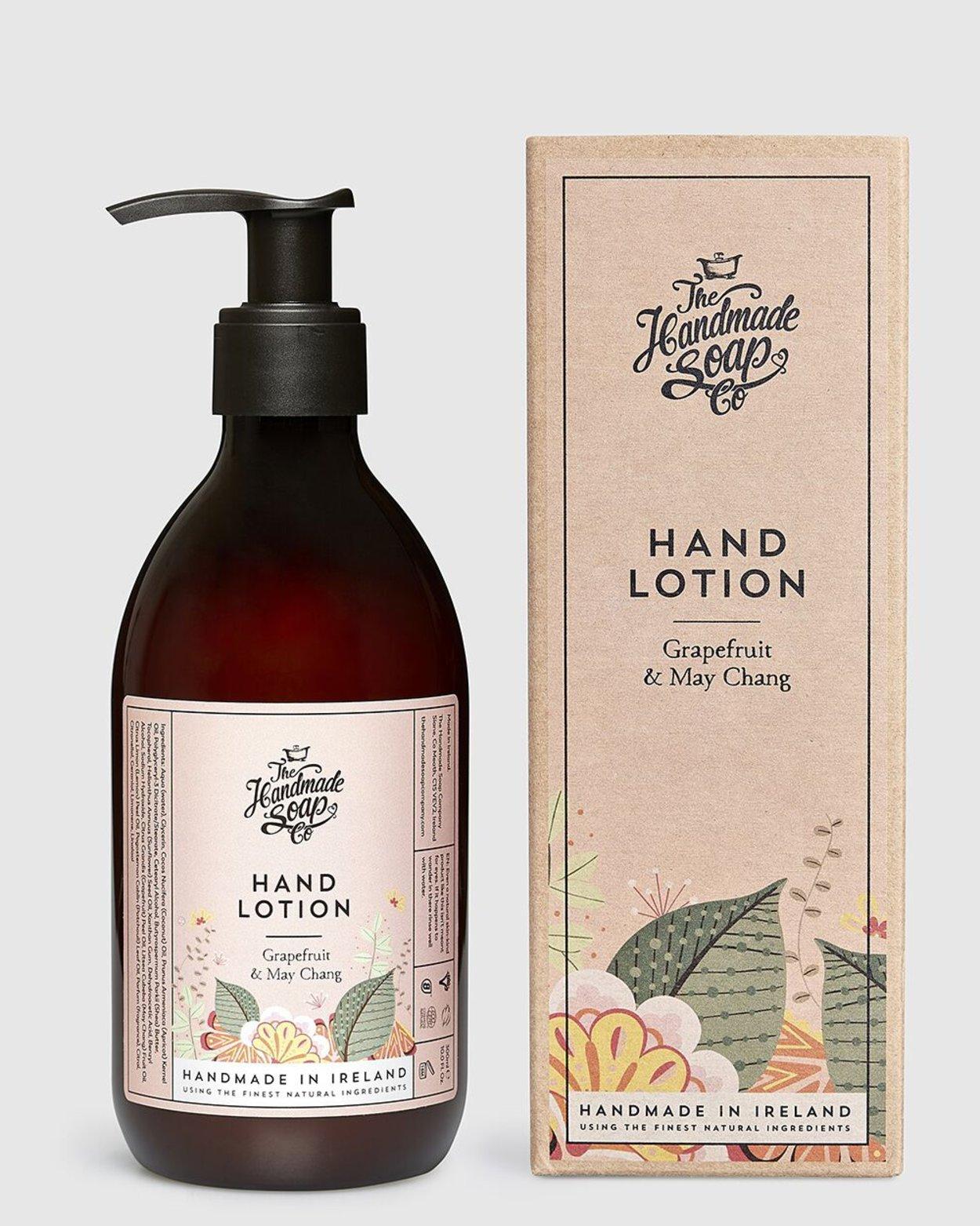 Grapefruit & May Chang Hand Lotion