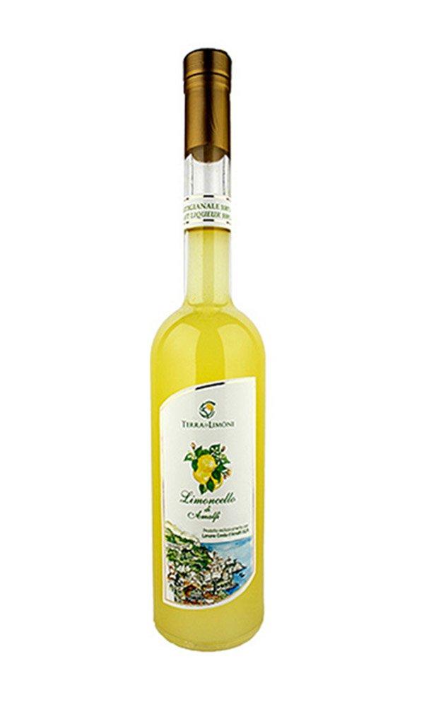 Libiamo - Limoncello di Amalfi by Terra di Limoni (Italian Liqueur) - Libiamo
