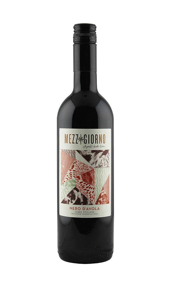 Libiamo - Nero D'Avola Mezzogiorno (Case of 6 - Italian Red Wine) - Libiamo