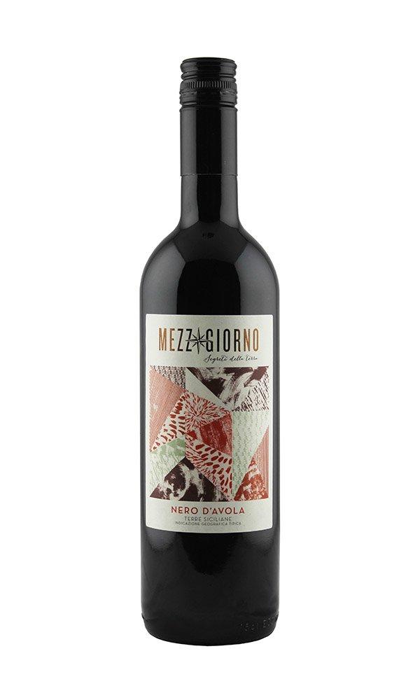 Libiamo - Nero D'Avola Mezzogiorno (Case of 6 - Italian Red Wines) - Libiamo