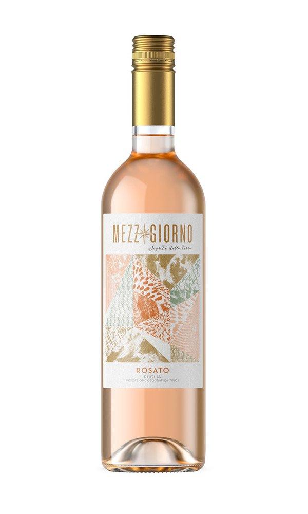 Libiamo - Rosato Puglia IGT Mezzogiorno (Case of 6 - Italian Rosé Wine) - Libiamo