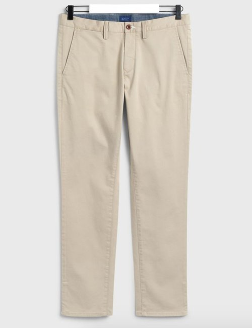 Pantalone Gant slim fit - Verde