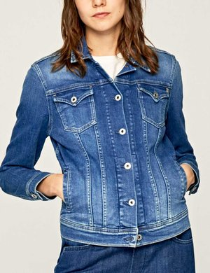 Giacca Pepe Jeans in denim