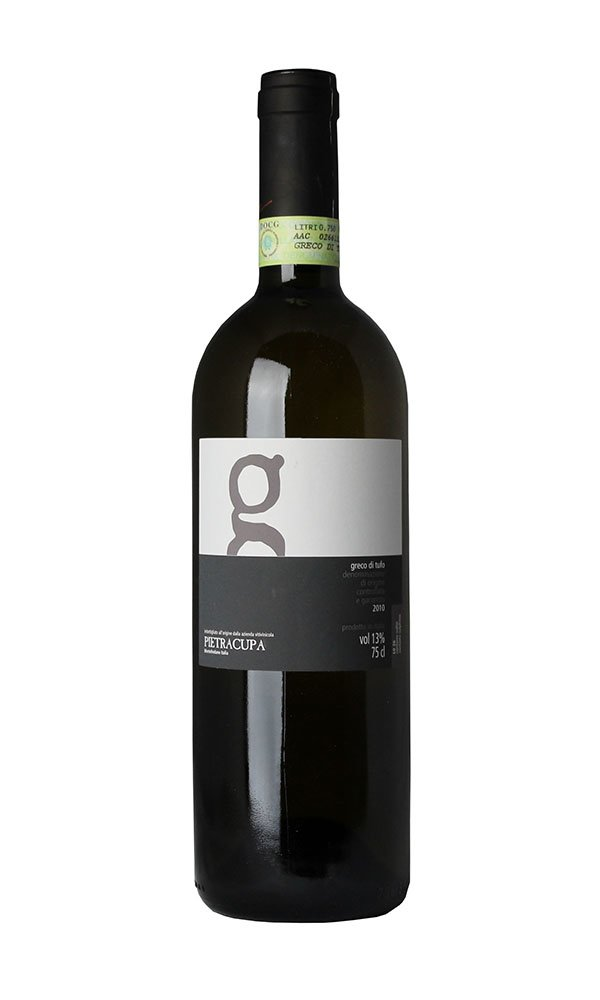 Libiamo - Greco di Tufo 'G' by Pietracupa (Italian White Wine) - Libiamo