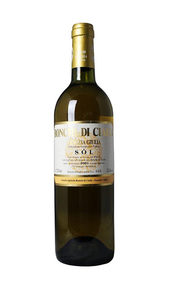 Libiamo - Sòl Picolit by Ronchi di Cialla (Italian White Wine) - Libiamo