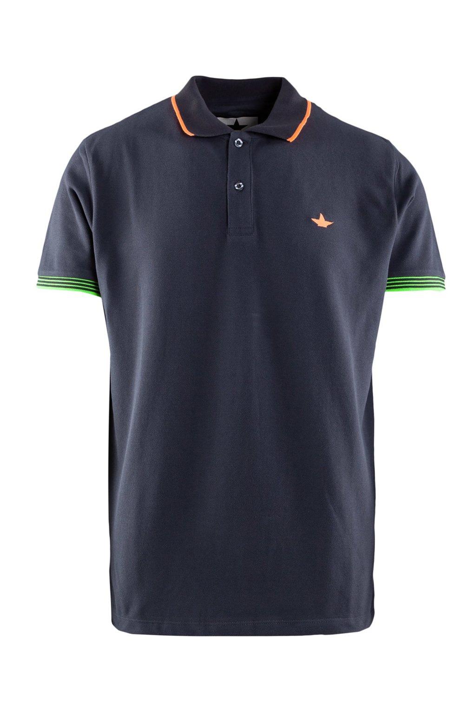 Polo in Oxford Piqué