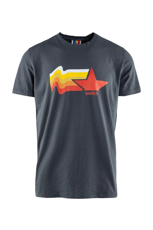 T-shirt Waves x Macchia J.