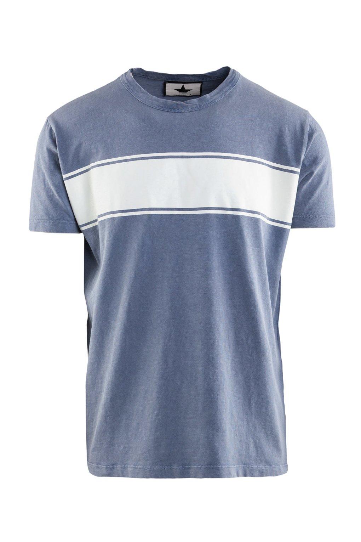 T-shirt in Jersey Fiammato