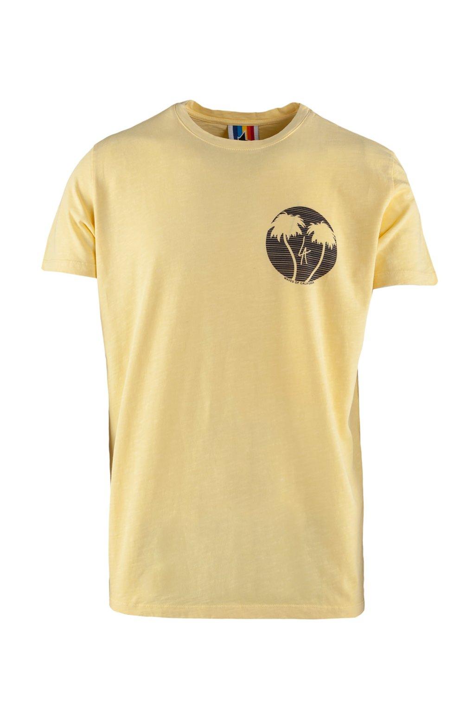 T-shirt palms print