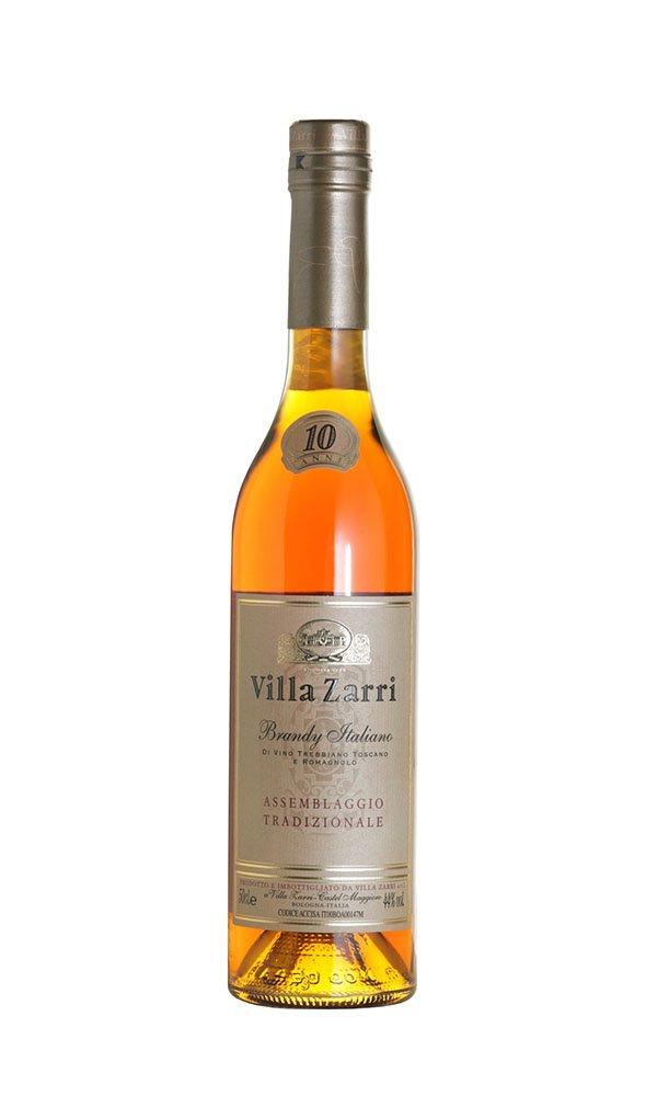 Libiamo - Brandy 10-years by Villa Zarri (Italian Brandy) - Libiamo